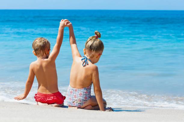 Happy kids have fun in summer camp on beach vacations picture id972709054?b=1&k=6&m=972709054&s=612x612&w=0&h=0mejlgphcv8crdqdorak5pvtoamuby0wmc gsgurdvg=