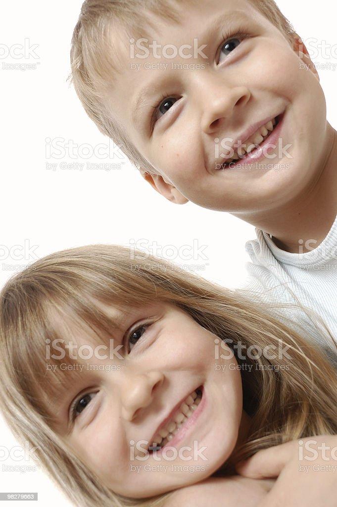 행복함 kids royalty-free 스톡 사진