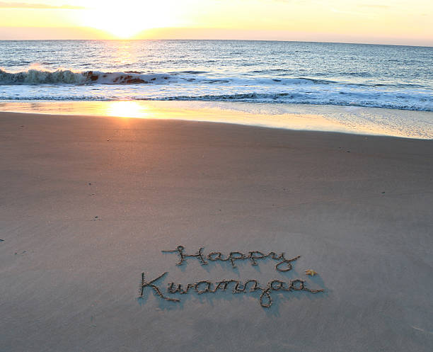 happy kwanzaa - kwanzaa stock pictures, royalty-free photos & images