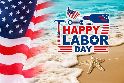 istock Happy Labor day 671385668