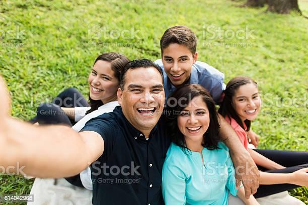 Happy latin familly taking a selfie outdoors picture id614042968?b=1&k=6&m=614042968&s=612x612&h=xovadlcr0i q42hnb7gjjqvediqj70z  dnggbaltac=