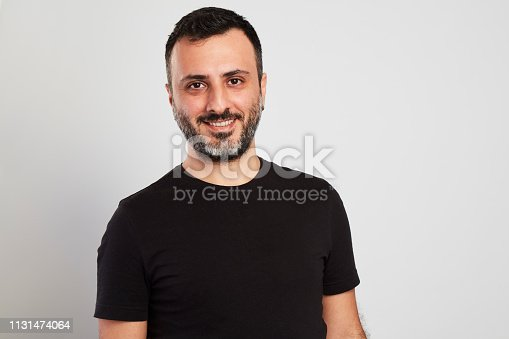 istock Happy Laughing Man 1131474064