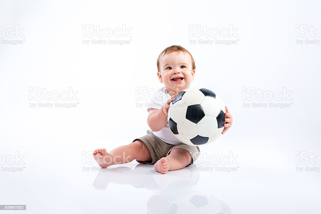 Happy little boy - foto de stock