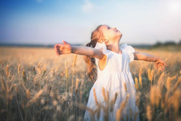 Happy little girl imagine that she flies at wheat field picture id1022793318?b=1&k=6&m=1022793318&s=612x612&w=0&h=znfblmvh llrh0mpwkdx 4kjpioh0w8ncb1gch lhe4=