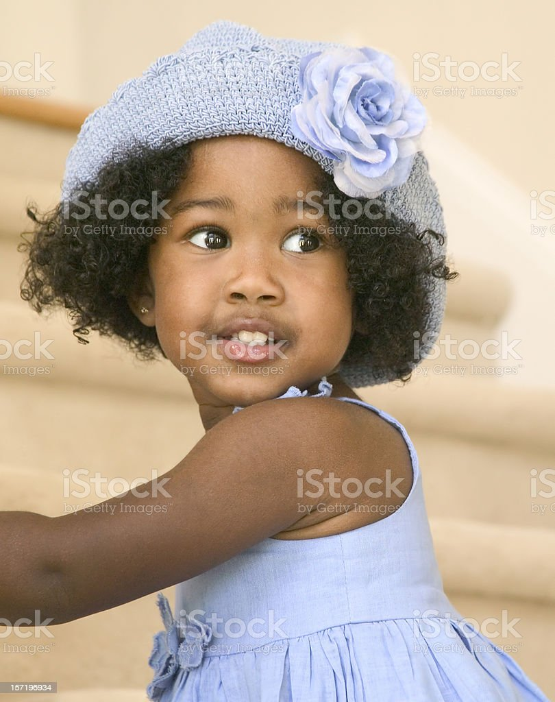 happy little one royalty-free stock photo