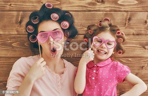 istock Happy loving family 519749276