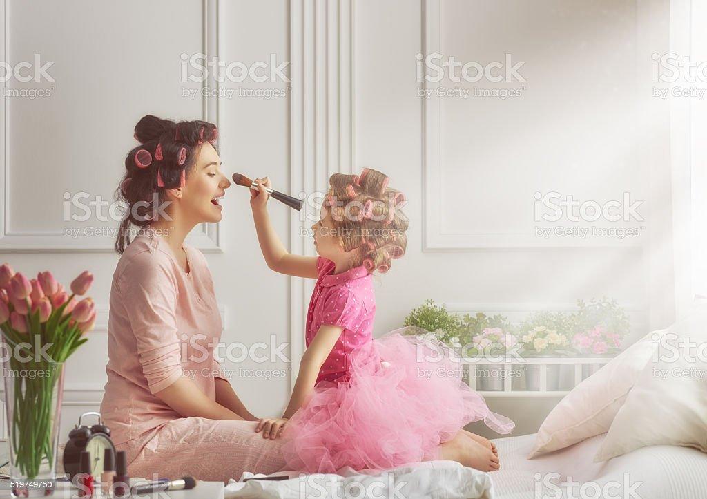Heureux amoureux famille - Photo
