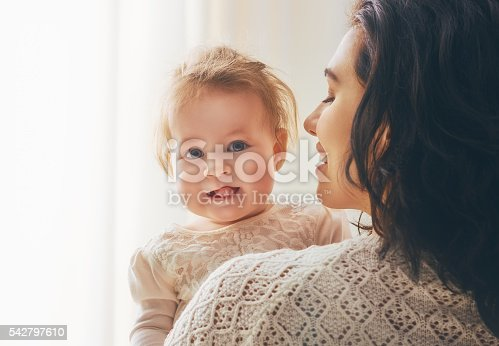 istock Happy loving family 542797610