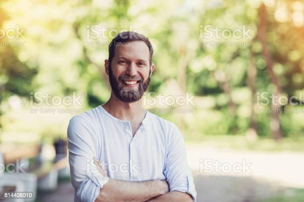 Happy man in the park picture id814408010?b=1&k=6&m=814408010&s=612x612&h=q uwfpnpraymkbunwkycafrrim1 qqoa0rx56agp3pi=