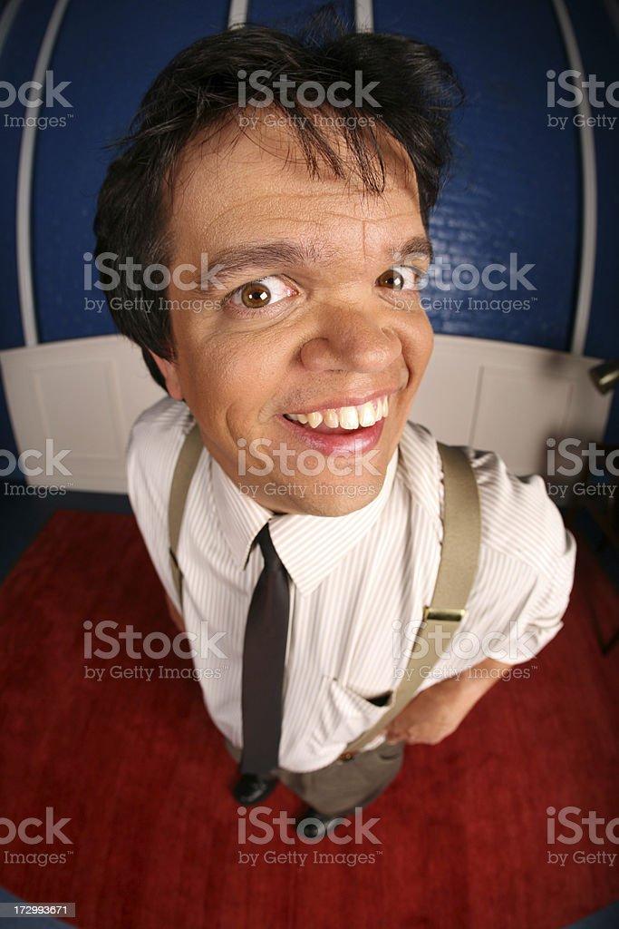 Happy Man stock photo