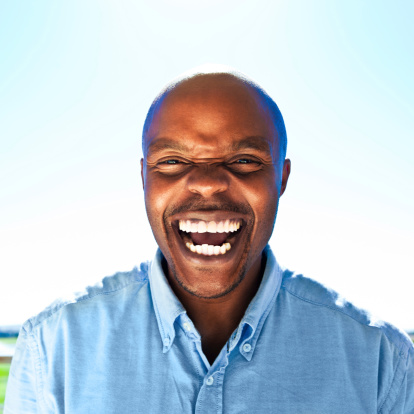 Happy Man Stock Photo - Download Image Now