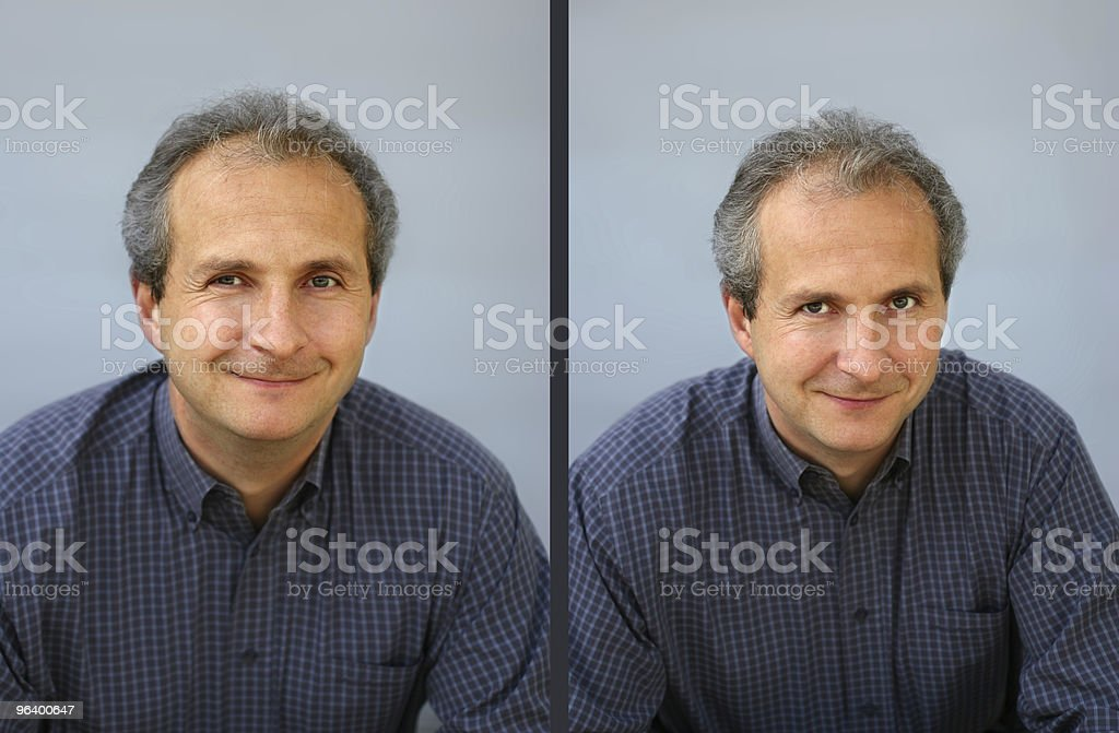 Happy man (REQUEST) - Royalty-free Adult Stock Photo