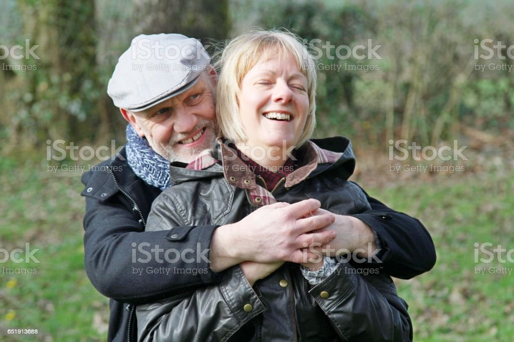 Mature couples outdoors free uk