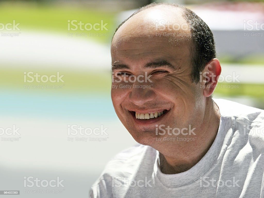 Happy mature man - Royalty-free Adult Stock Photo