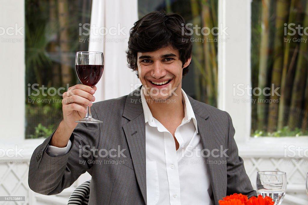 Happy moment royalty-free stock photo
