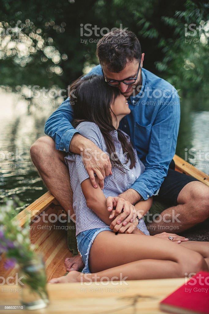 Heureux moments ensemble photo libre de droits