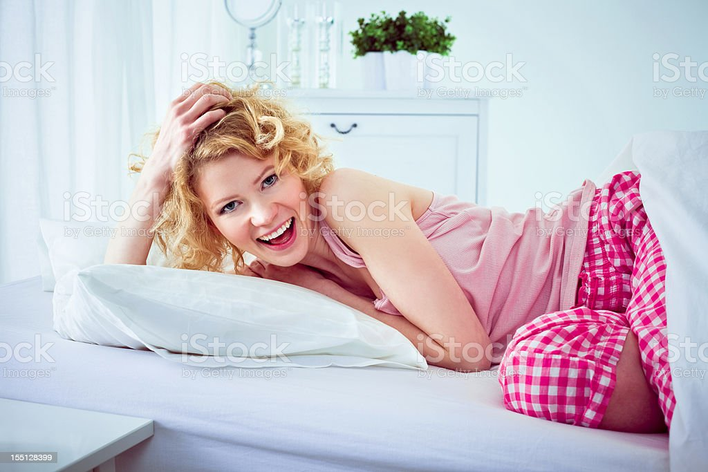 Happy morning  20-24 Years Stock Photo