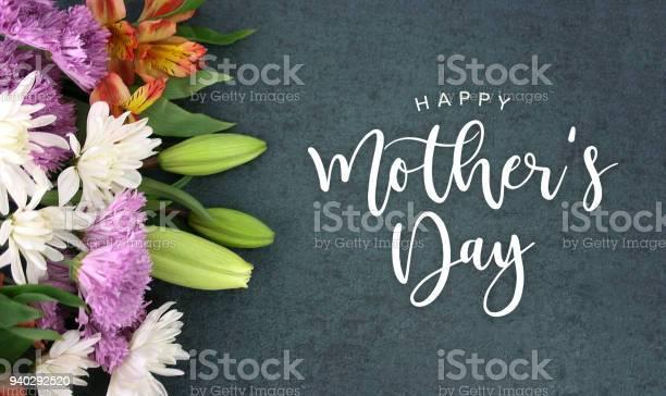 Happy mothers day calligraphy holiday script over dark blackboard picture id940292520?b=1&k=6&m=940292520&s=612x612&h= yy0ydjg i134ni8esfvkioakg uk 8do0  uhdmnxc=