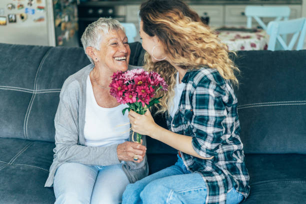 happy mother's day! - mothers day stock pictures, royalty-free photos & images