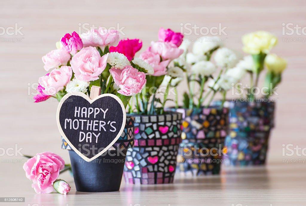 Glückliche Mütter Tag – Foto