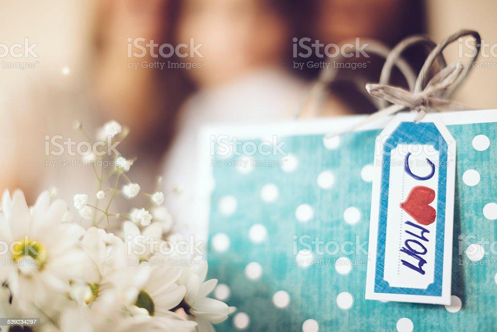 Feliz día de la madre. foto de stock libre de derechos
