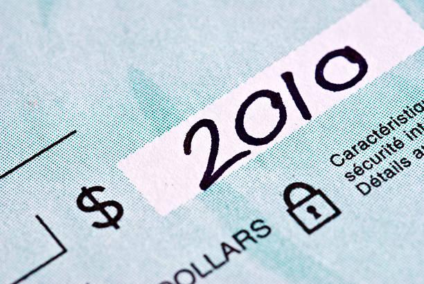 felice anno nuovo 2010 - 2010 foto e immagini stock