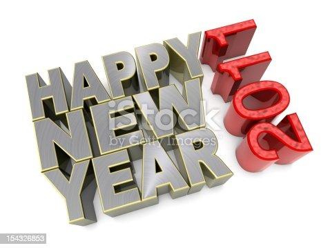 istock Happy New Year 2011 154326853