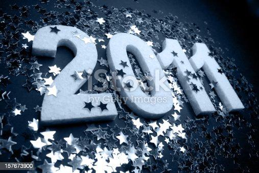 istock Happy New Year 2011 157673900