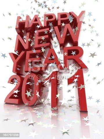 istock happy new year 2011 164797038