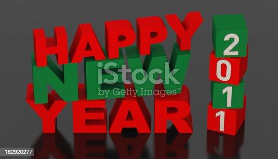 istock Happy New Year 2011 182920277