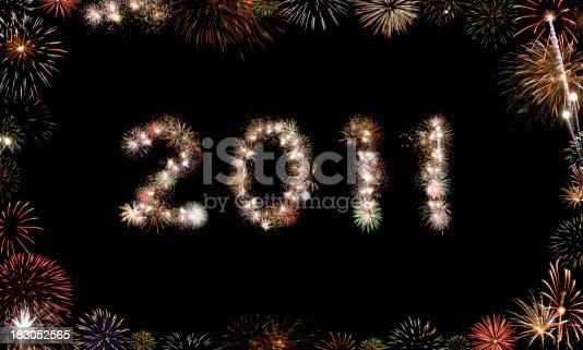 istock Happy New Year 2011 183052565