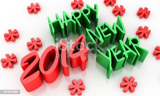 104509114istockphoto happy new year 2014 181975881