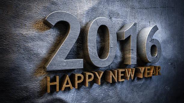 Frohes neues Jahr 2016 – Foto