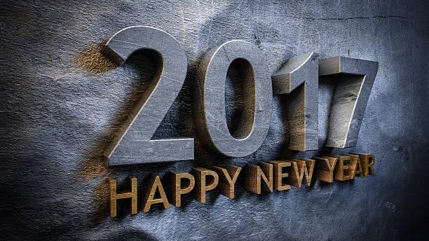 Frohes neues Jahr 2017 – Foto