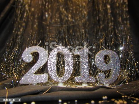 1049972562 istock photo Happy new year 2019 and Merry Christmas 1059160114