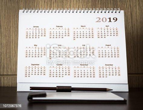 1162245415 istock photo Happy new year 2019 concept 1072067376