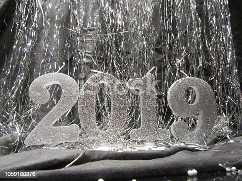 1049972562 istock photo Happy New year 2019. Merry Christmas background 1059160376
