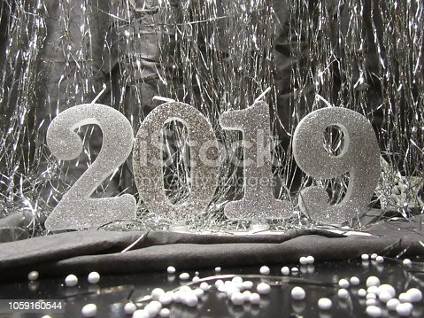 1049972562 istock photo Happy New year 2019. Merry Christmas background 1059160544