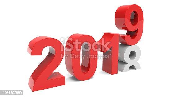 istock Happy New Year 2019 1031302850