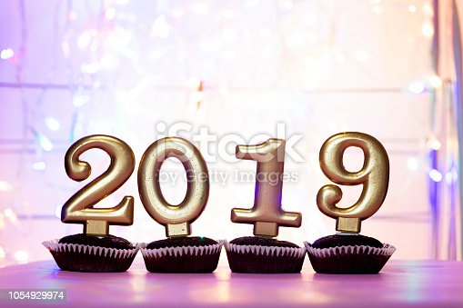 1069595584 istock photo Happy New Year 2019 1054929974