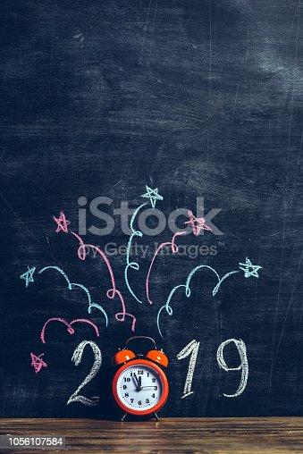 istock Happy new year 2019 1056107584