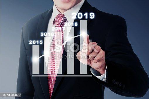 istock Happy New Year 2019 1070310072