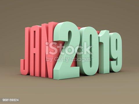 1019268352istockphoto Happy New Year 2019 958159324