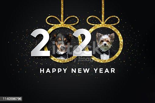istock Happy new year 2020 1140596796