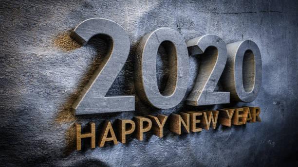 Frohes neues Jahr 2020 – Foto