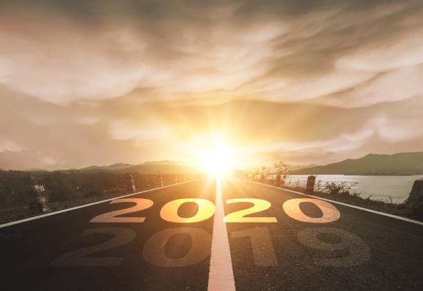새해 복 야 2020 - 여행 개념 뉴스 사진 이미지