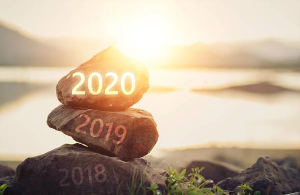 gott nytt år 2020 - januari bildbanksfoton och bilder