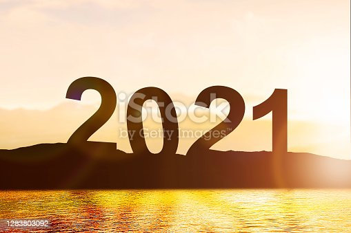 istock Happy New Year 2021 1283803092