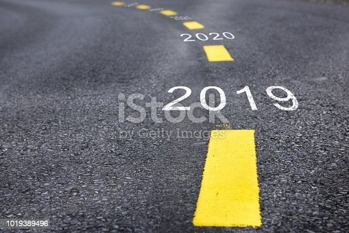 1081389658 istock photo Happy new year concept 1019389496
