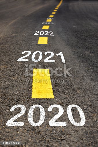 1081389658 istock photo 2020 happy new year concept 1186069363